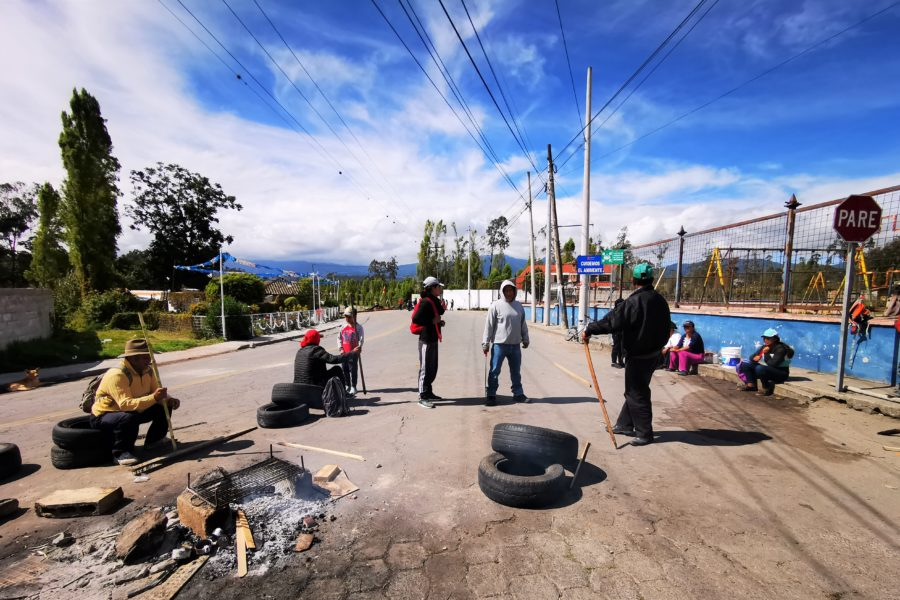 Navigating Civil Unrest In South America: Two-Wheeled Diplomacy