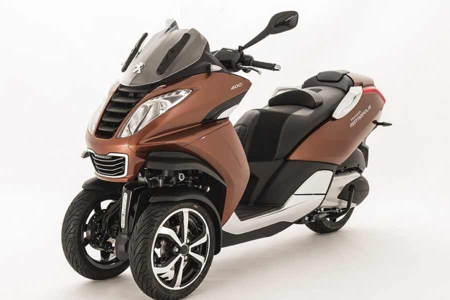 Peugeot will sell several new models in the next few years, says Mahindra. Photo: Peugeot