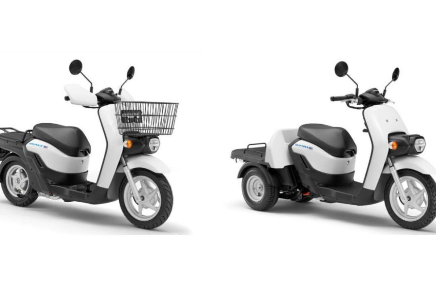 Honda's new EVs will be aimed at the urban rider. Photo: Honda