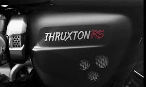 Triumph Teases The New Thruxton RS