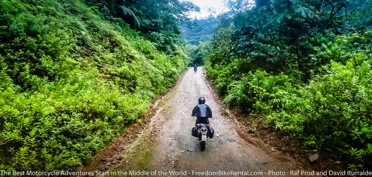 Off-road Riding in Ecuador: Do's and Dont's ADV Rider