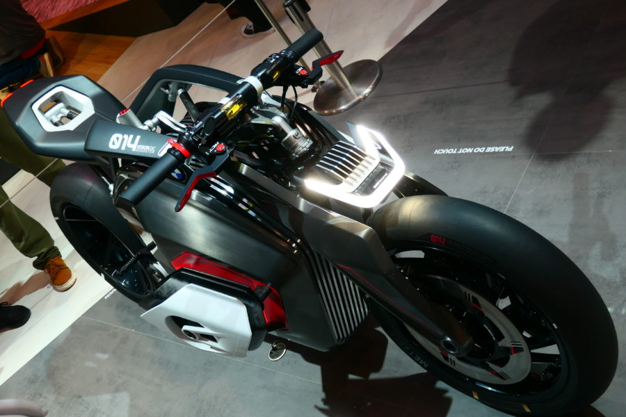 EICMA overview paints a shocking ⚡️ Picture