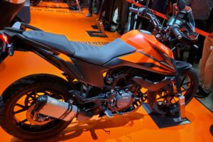 KTM 390 Adventure. Smaller and lighter (EICMA 2019)