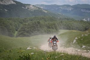 KTM European Adventure Rally Greece