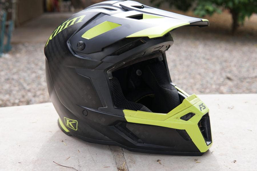 Review: Klim F5 Koroyd Helmet, 4200 Mile Offroad Test