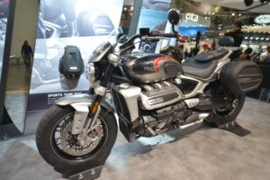 Triumph Rocket 3 R and GT (EICMA 2019)