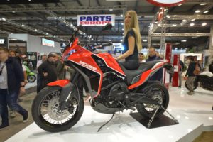 Morini X-Cape: The Underdog (EICMA 2019)