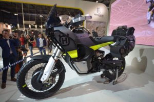 Husqvarna Norden 901: The shocker (EICMA 2019)
