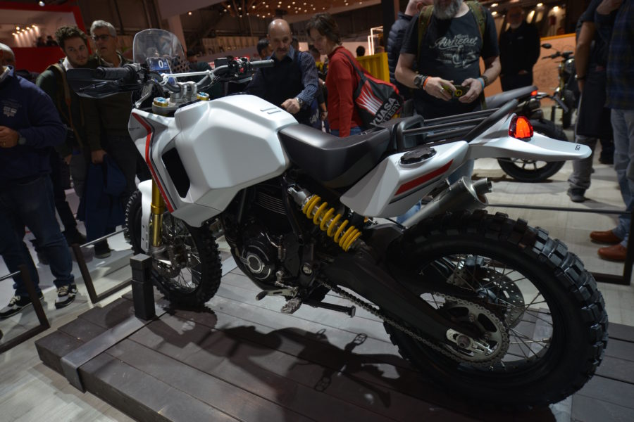 Ducati Desert X. The chosen one (EICMA 2019)