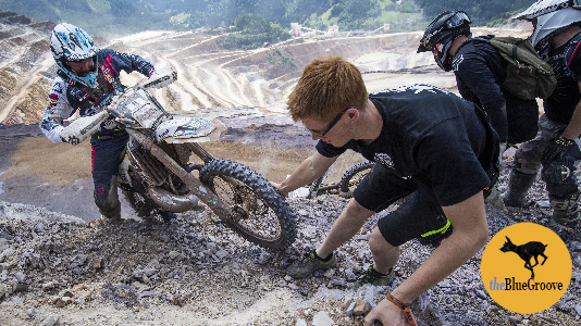 500 riders start the Erzbergrodeo. A dozen finish. Forget Dakar and the Isle of Man, this is the maddest race in the world.