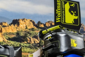 IMS Long Beach 2019: Wolfman Luggage, Showing The Complete Line Up Of New and Newly Recreated Products