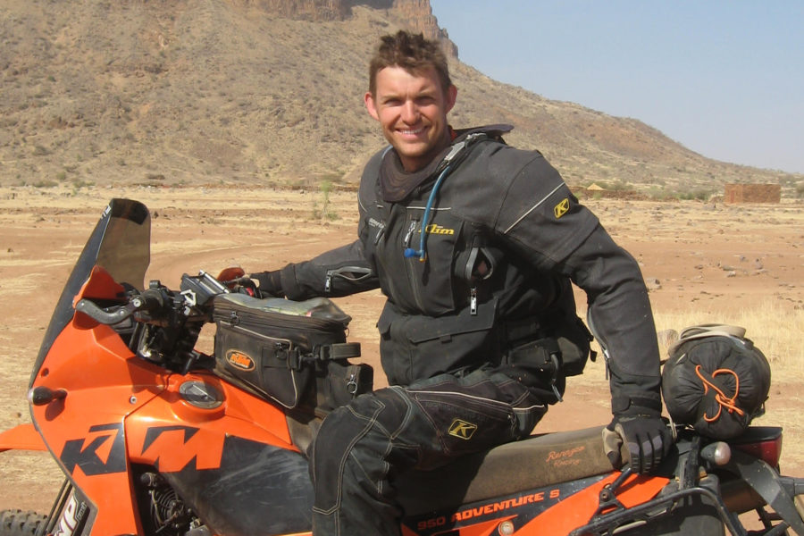 Lyndon Poskitt: How I got started as an Engineer and Adventurer