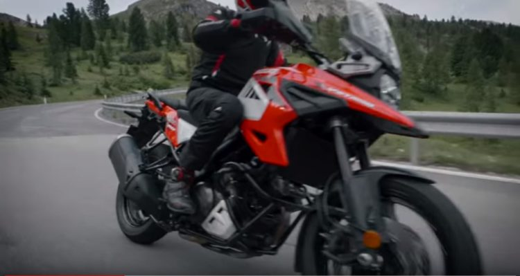 2020 Suzuki V-Strom