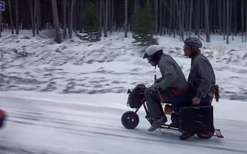 How to Ride Motorcycles over Winter