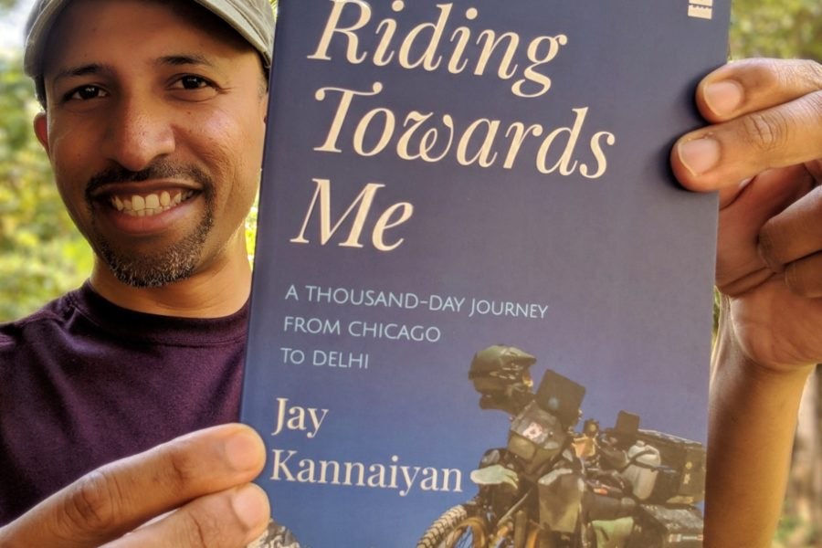 Book Release: Riding Towards Me, By Inmate 'Jammin'