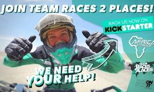 Support Lyndon Poskitt's Team Races to Places (7 Days Remaining on the KickStarter)