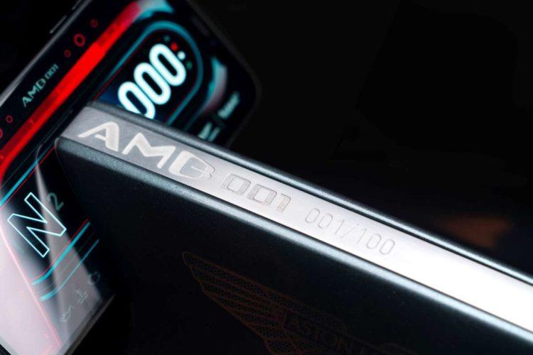 Aston Martin AMB 001