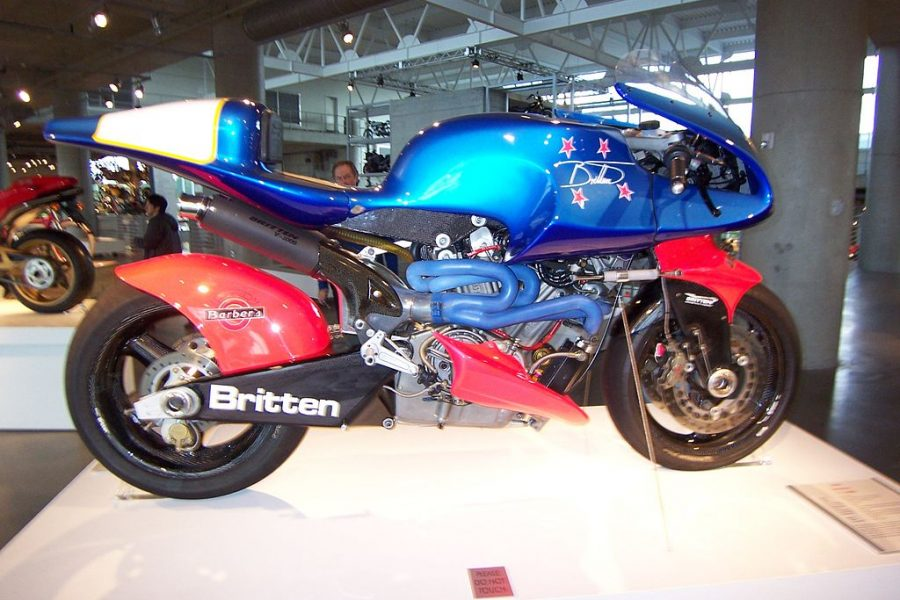The Three Most Iconic Small Production Motorcycles, Ever?