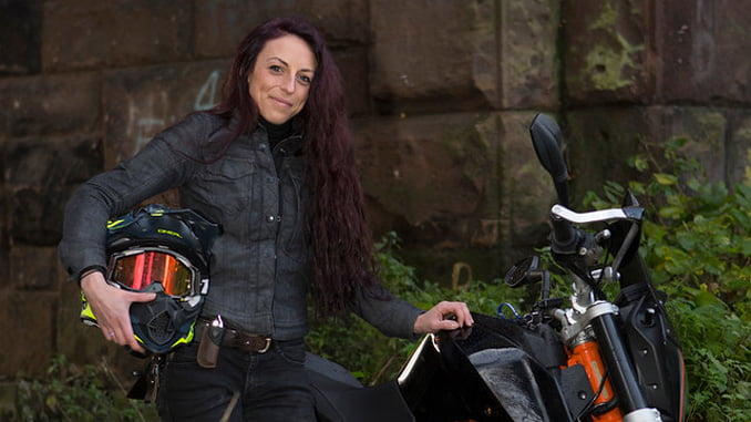 Hayley Bell 2019 Motorcyclist of the Year