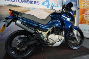 The second-edition KLE500. Photo: Motorbikes4all.com