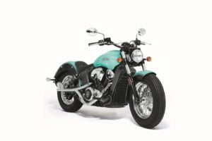 Tiffany Indian Scout