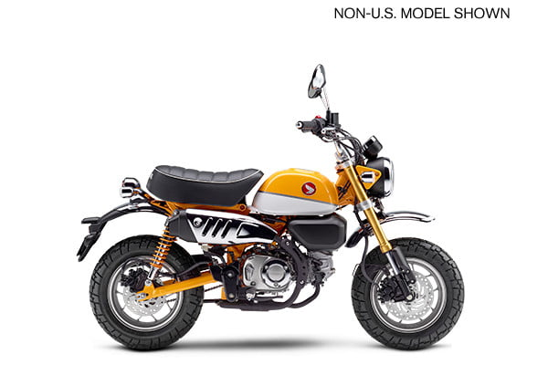 Honda Monkey Rear Rack Recall