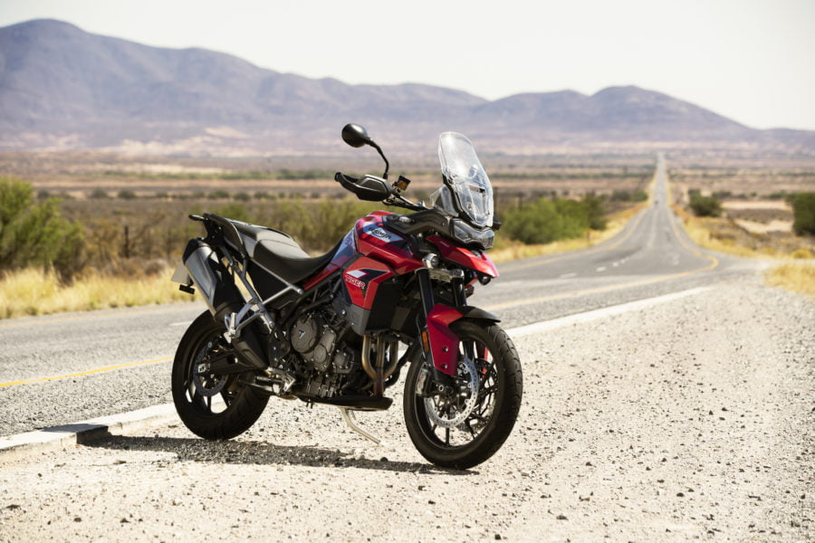2020 Triumph Tiger 900 GT Pro. Photo: Triumph