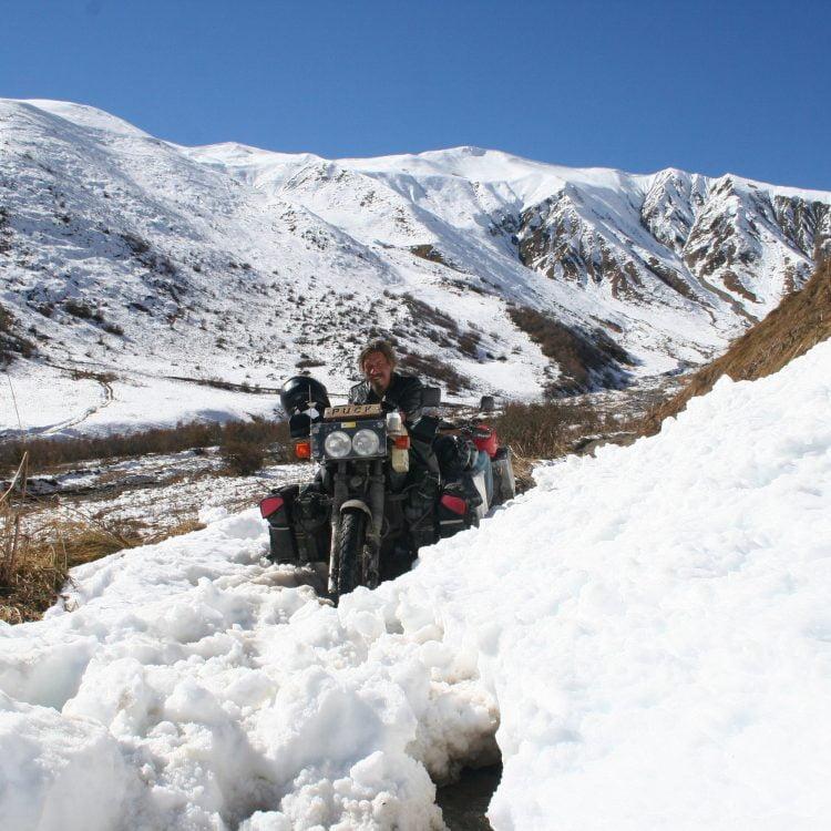 Zagari Pass on Puck