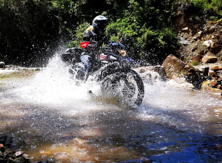 motorcycle tour guide