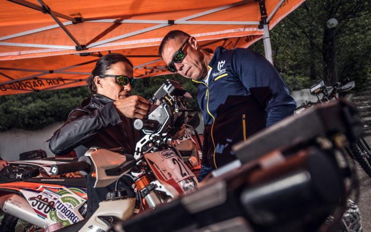rally season in Europe