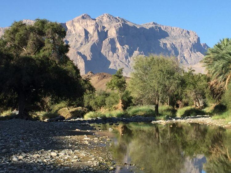 Wadi Damm, Oman