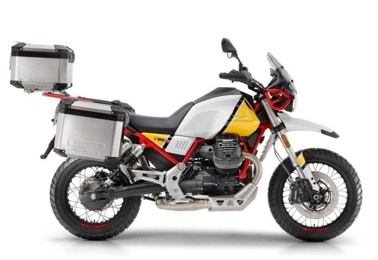 Moto Guzzi V 85 TT