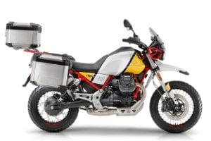 V 85 TT motorcycle