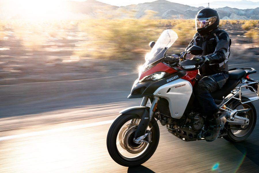 A dream adventure on a new 2020 Ducati 1260 Multistrada Enduro