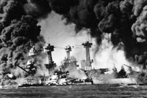 A Day That Will Go Down In Infamy – Pearl Harbor, Dec 7th 1941