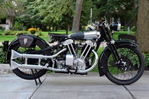 1930 Brough Superior SS100 239k USD