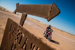 Dakar 2020 Stage 9: Brabec Continues to Lead ADV Rider