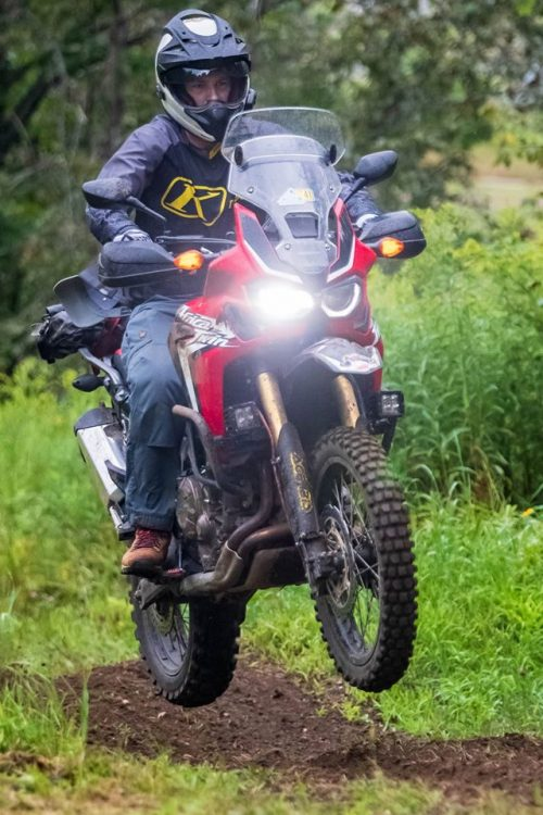 DirtDaze Adventure Bike Rally