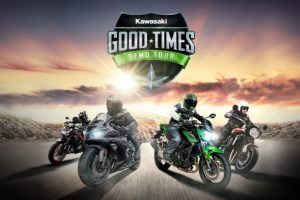 Kawasaki Good Time Demo Team