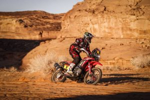 Dakar 2020 Stage 5: Price Wins Stage, Sunderland Out