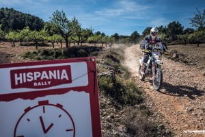 European Rally Season Start: Hispania Rally ADV Rider