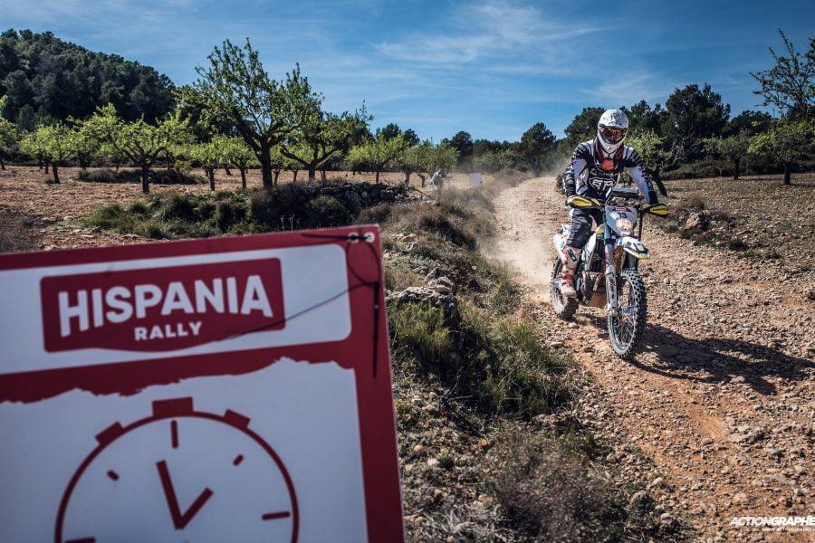 European Rally Season Start: Hispania Rally ADV Rider