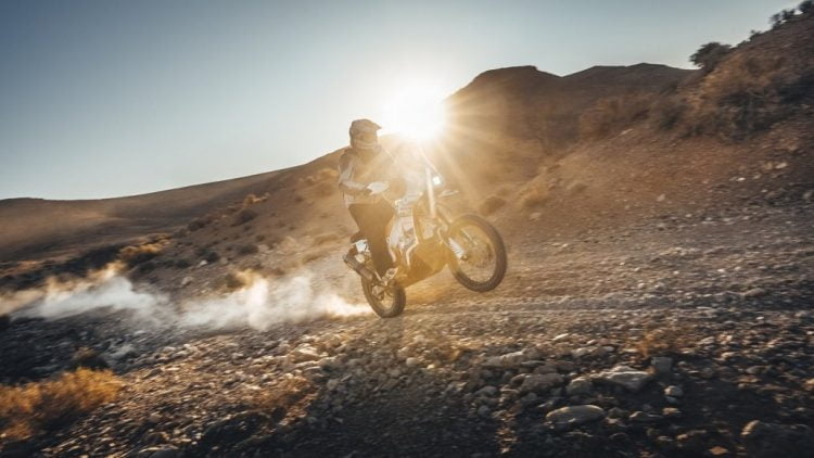 Africa Eco Race 2020: Stage 3 The First Dunes of Morocco ADV Rider