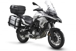 Benelli's been making inroads into the Euro market after some tough years. Photo: Benelli
