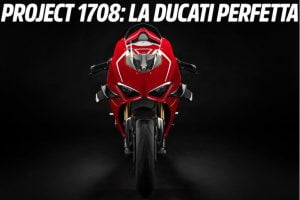 Ducati Project 1708 Panigale V4 Superleggera