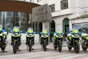 Met Police BMW F750GS Scorpion