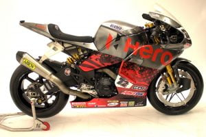 EBR Racing World Superbike