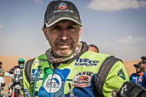 Edwin Straver has died as a result of his injuries at Dakar. Photo: Dakar