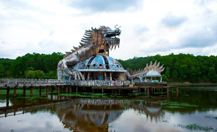 The Abandoned Water Park (Source: pixabay.com)