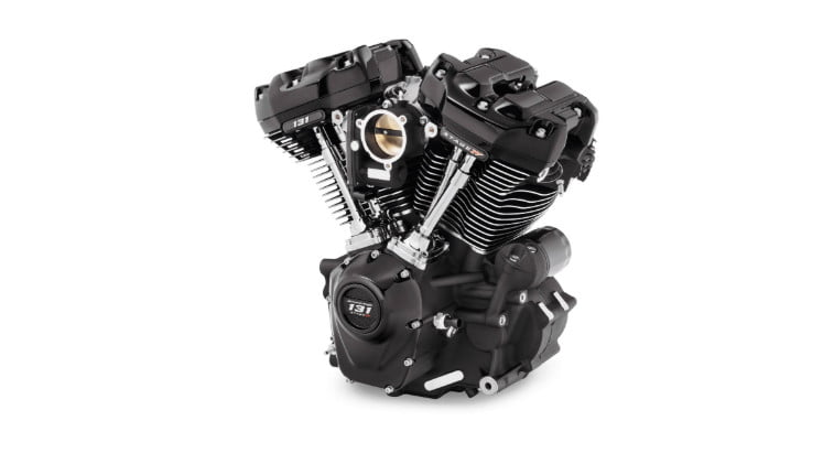 The latest high-power V-twin from Harley-Davidson is an expensive upgrade. Photo: Harley-Davidson